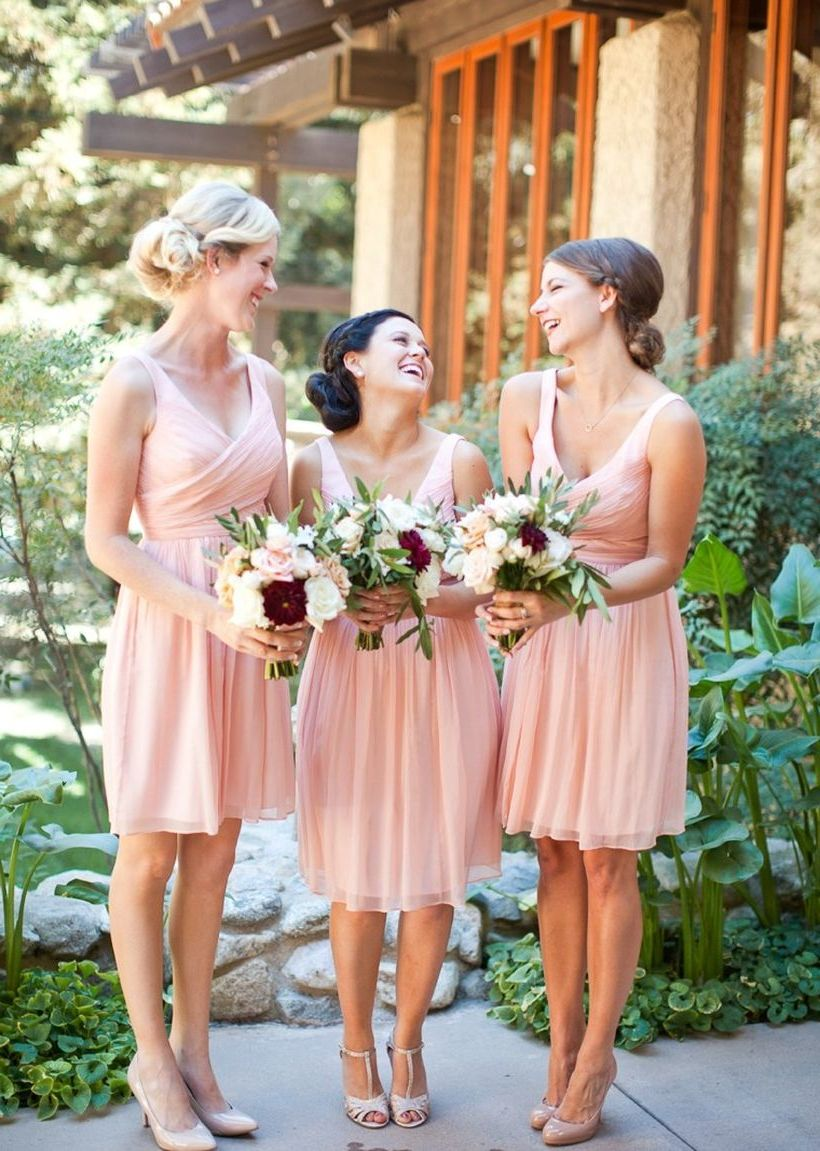 Kurze Brautjungfernkleider Ideen