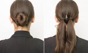 Einfache Frisuren für den Alltag: schnelle Anleitungen