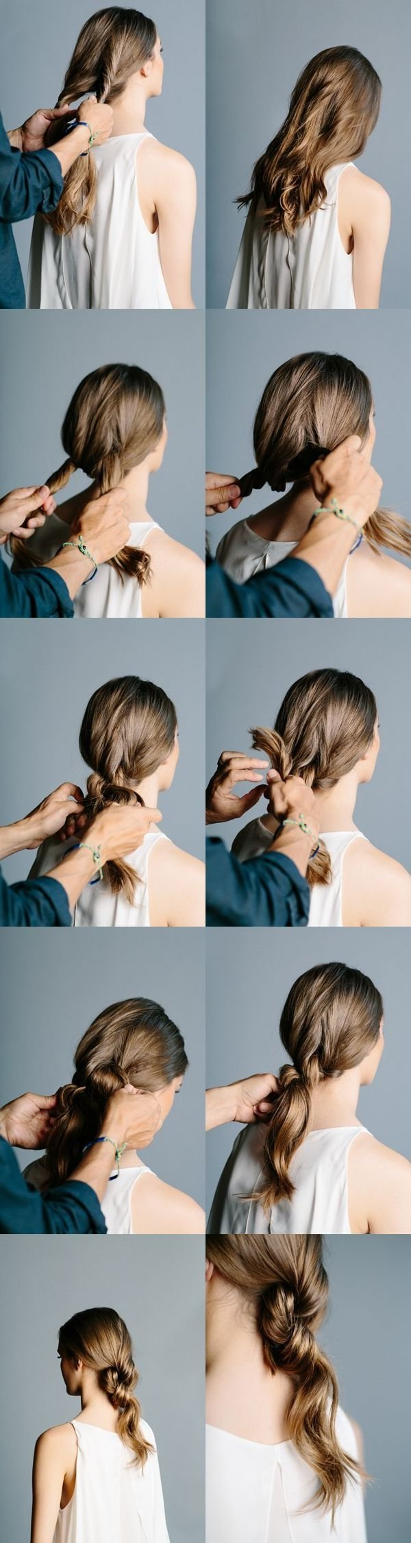 Tolle Anleitung für einfache Frisuren für den Alltag