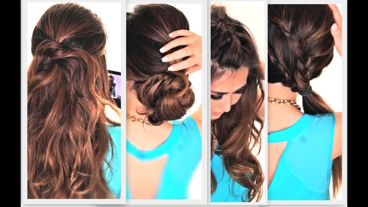 Einfache Frisuren Für Den Alltag 40 Tolle Ideen Beauty