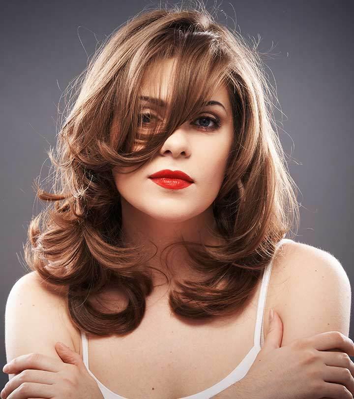Mittellange Haare Ideen für einfache Frisuren für den Alltag