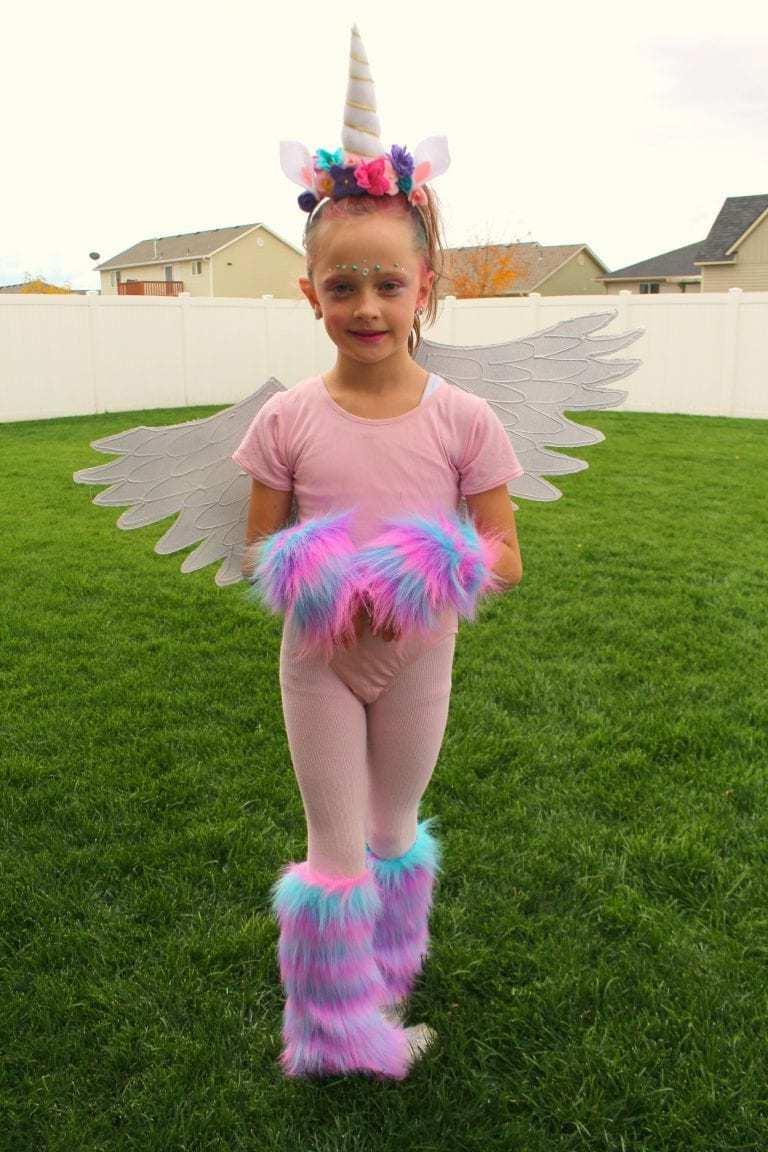 Einhorn Kostum 30 Ideen Fur Kinder Und Erwachsene Diy Fasching