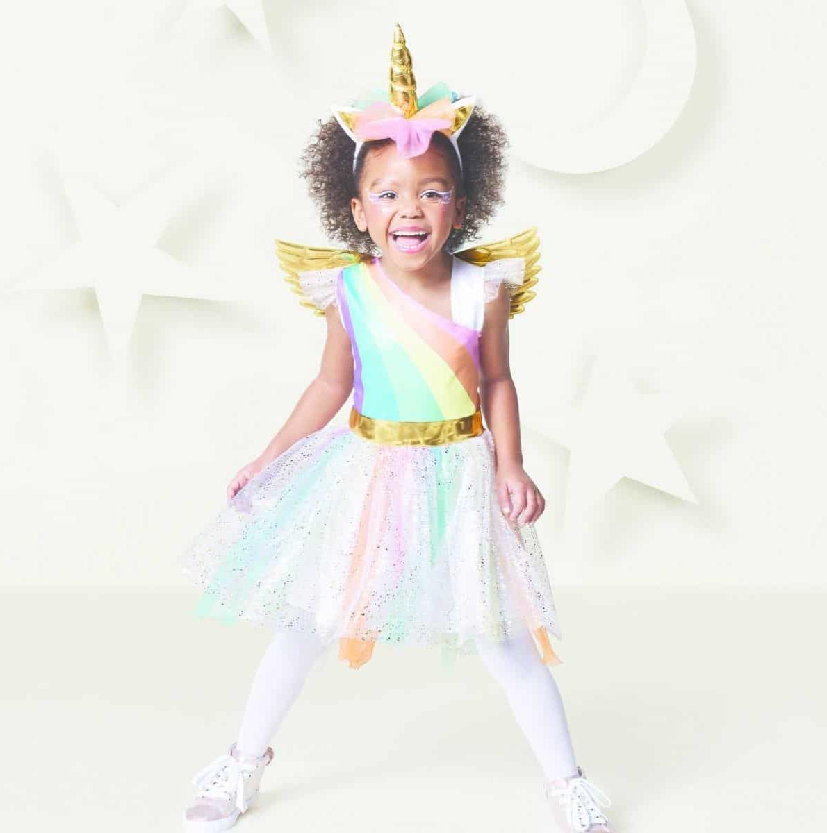 Machen Sie Ihre Kinder mit einem Einhorn Kostüm glücklich