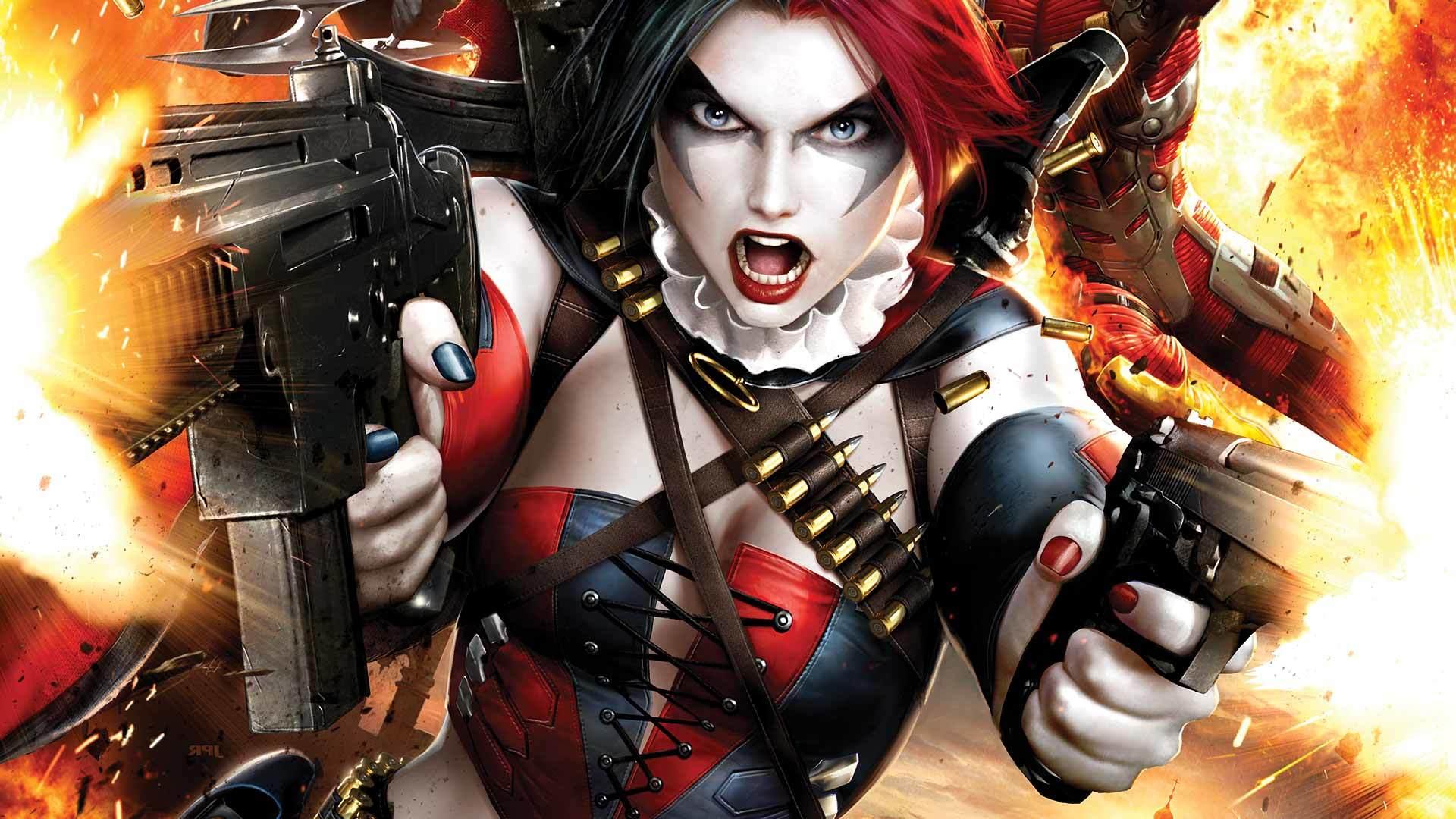 Harley Quinn Kostüm: eine Inspiration vom Cartoon