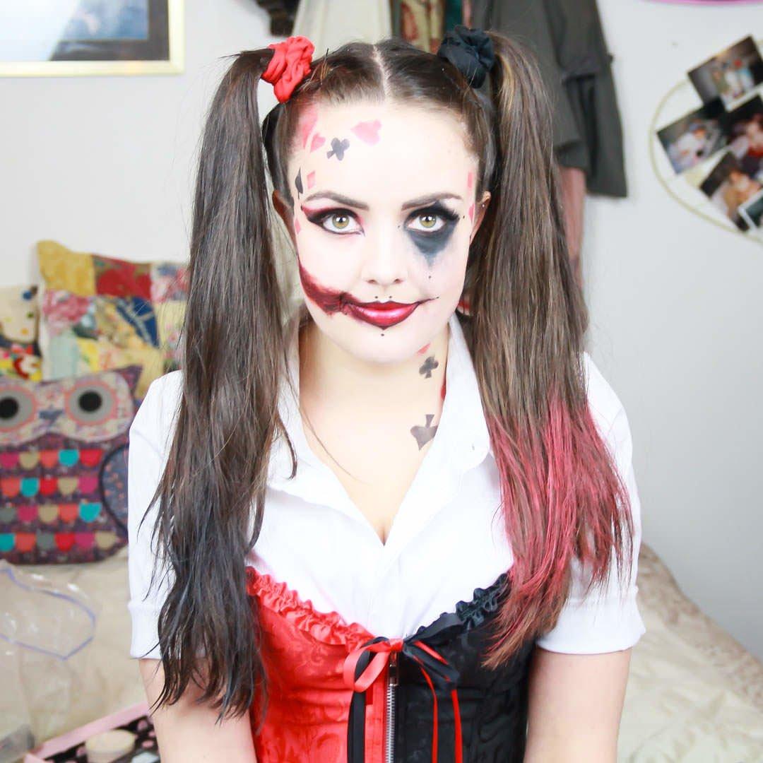 Harley Quinn Kostüme und spezielle Frisuren