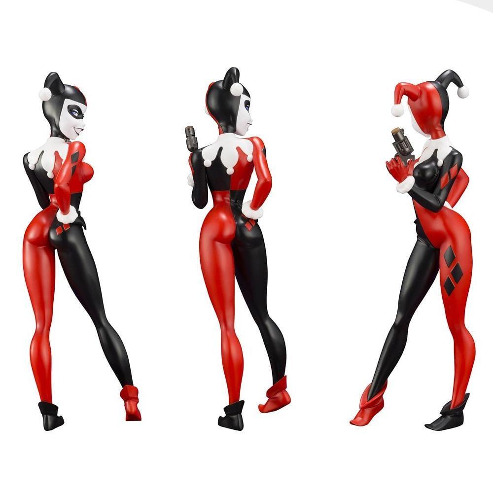 Harley Quinn Kostüm: Animation Inspiration