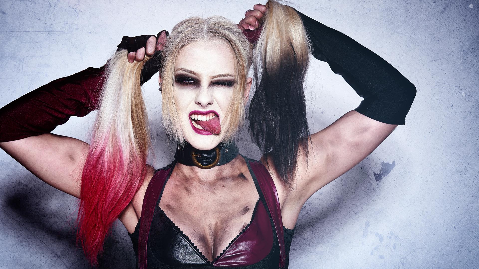 Harley Quinn Kostüm günstig nur in einigen Schritten