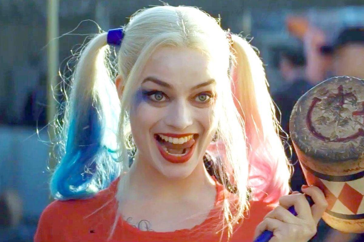 Harley Quinn Kostüm ist ein Spitzenreiter für Fasching
