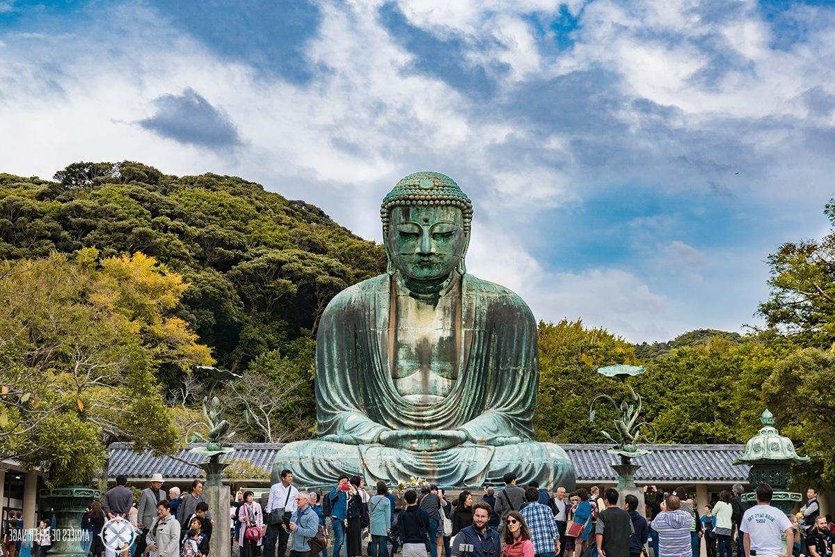Japan Urlaub nach den japanischen großartigen Tempeln