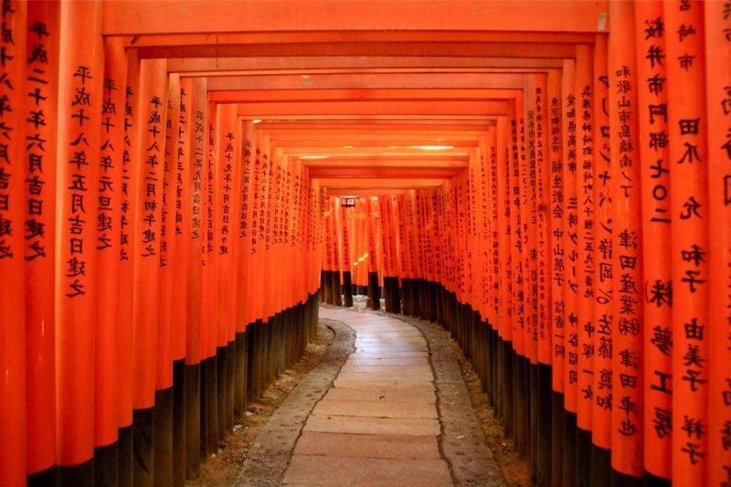 Japan reisen und die östliche Kultur kennen lernen