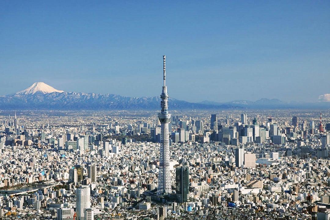 Tokyo besuchen während Ihrer Reise nach Japan