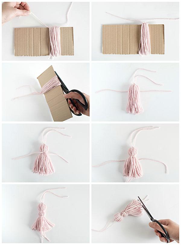 Lesezeichen selber machen - das perfekte Valentinstag Geschenk - Lesezeichen mit Valentinstag Sprüche