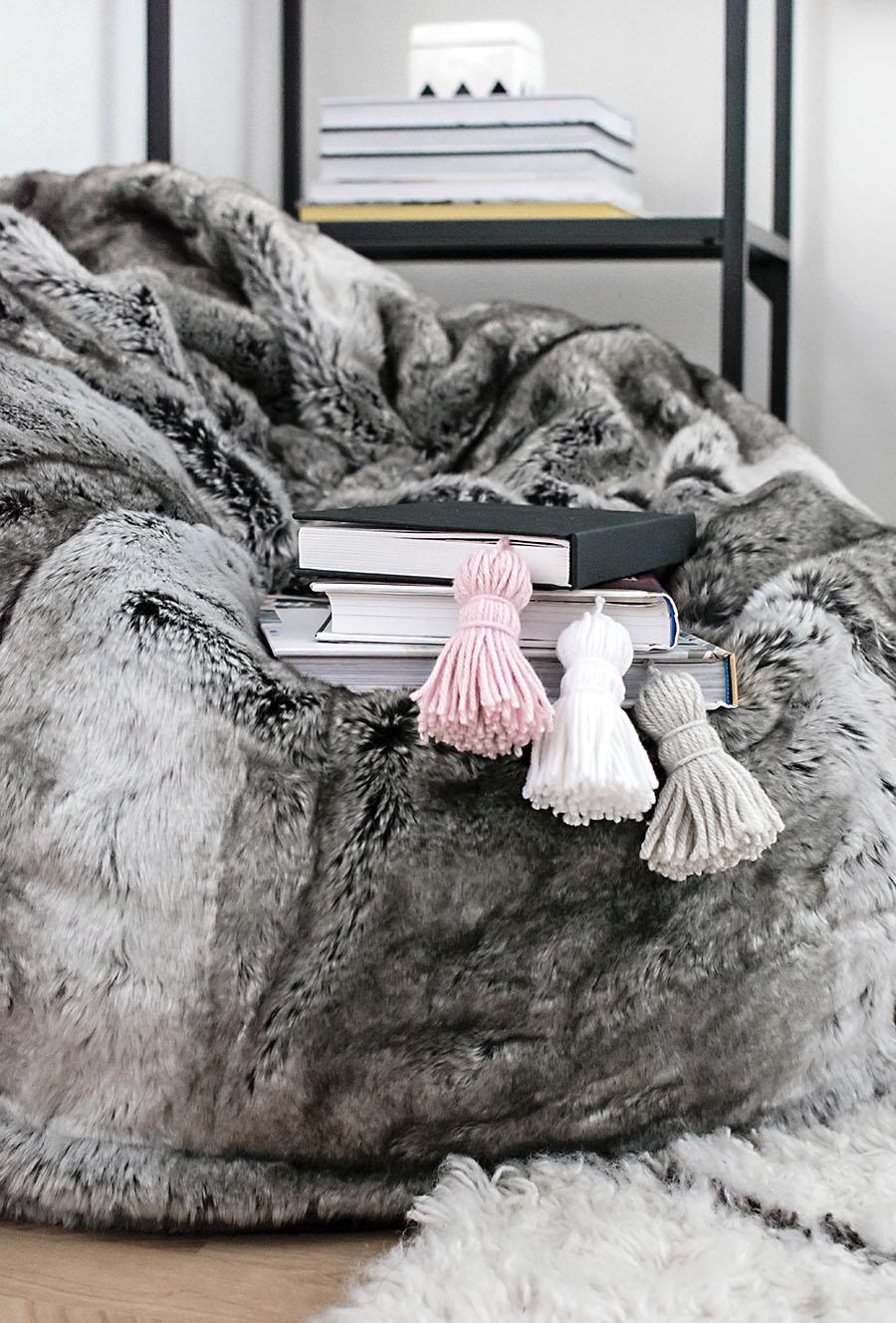 Valentinstag Geschenk selber machen - Lesezeichen basteln