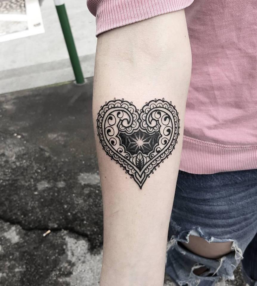 Liebes Tattoo Henna Tattoo Ideen