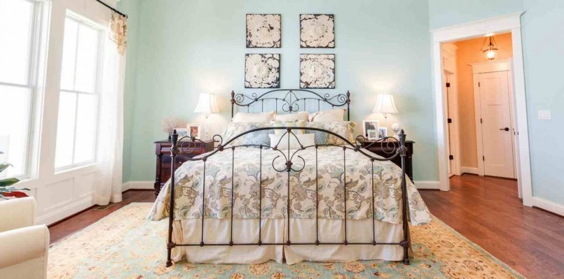 Metallenbetten: die perfekte Wahl für ein gemütliches Schlafzimmer