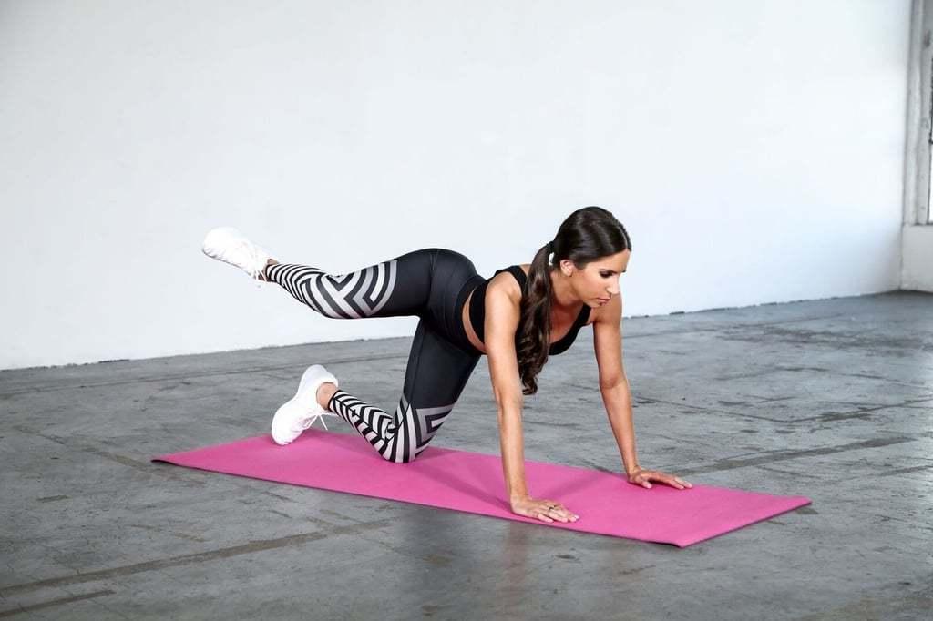 Po Training Frau - Po Übungen für Zuhause