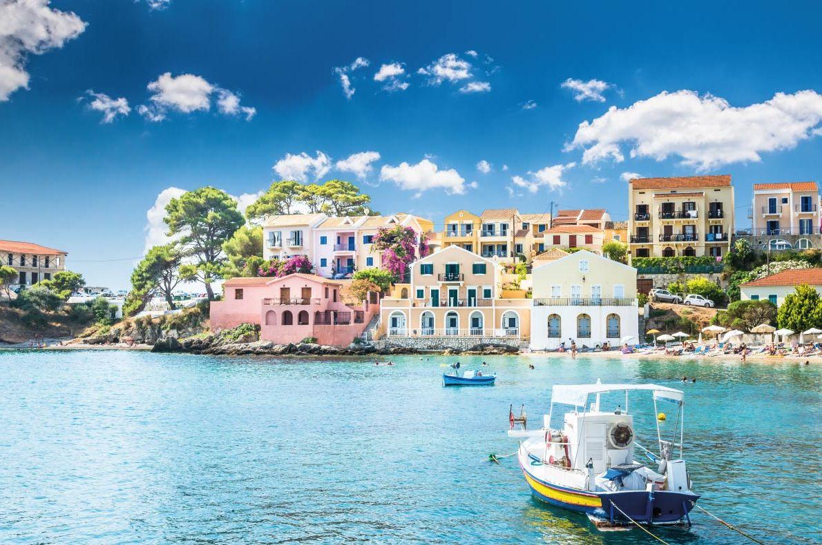 Kurzurlaub Europa durch unbekannte schönste Städte