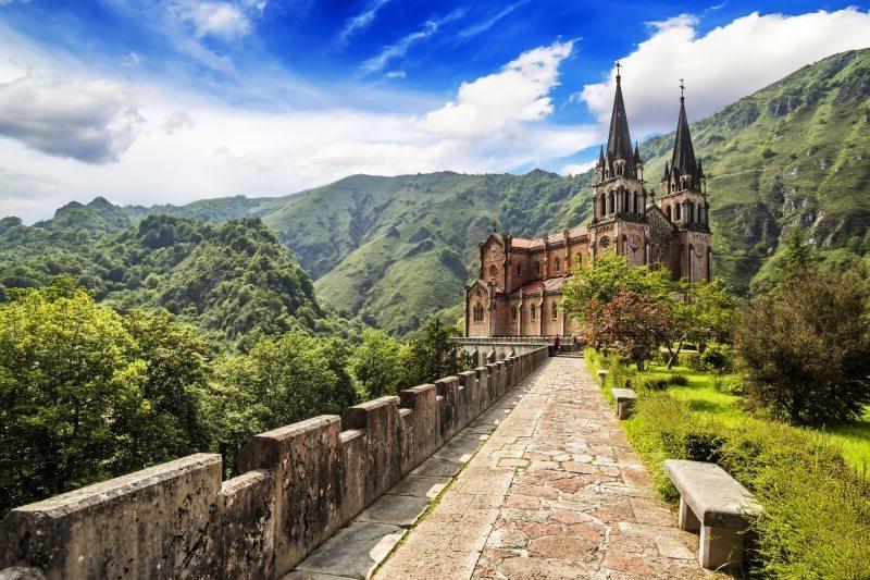 Erstaunliche unbekannte schönste Städte