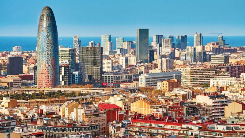 Städtetrip Europa: Barcelona Aussicht