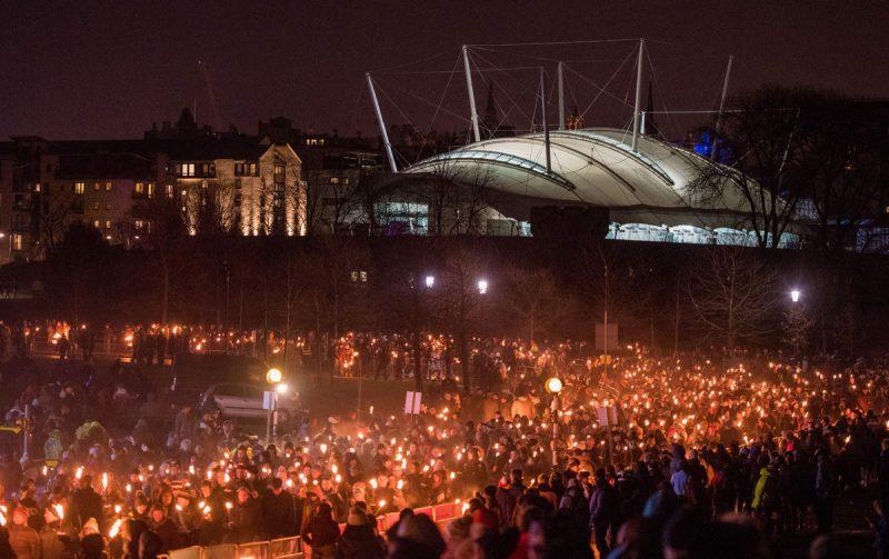 Städtetrip Europa: Edinburgh Stadt der Festivals