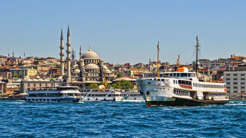 Städtetrip Europa: Bosphorus in Istanbul