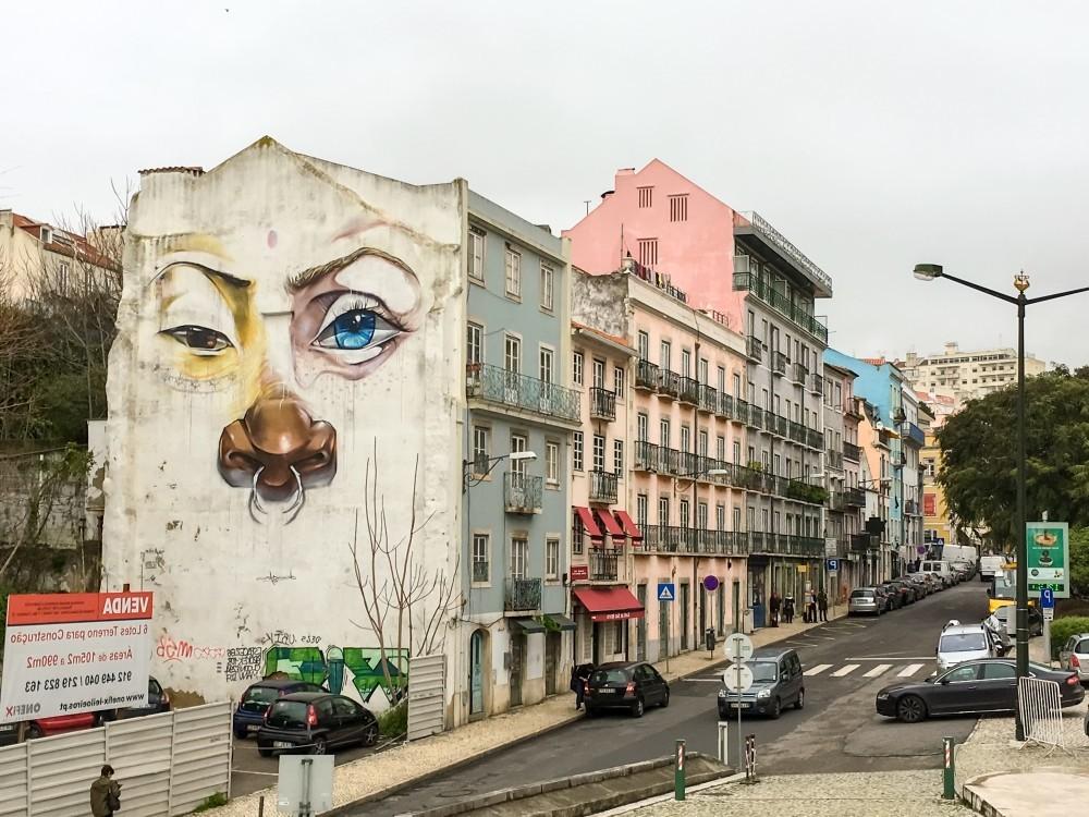 Städtetrip Europa: Lissabon Straßen