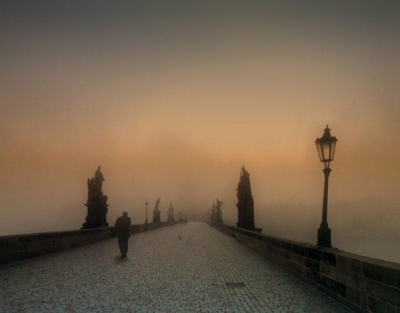Städtetrip Europa: Charles Brücke in Prag
