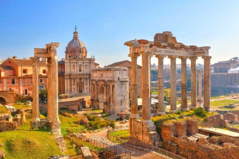 Städtetrip Europa: Rom die uralte Stadt