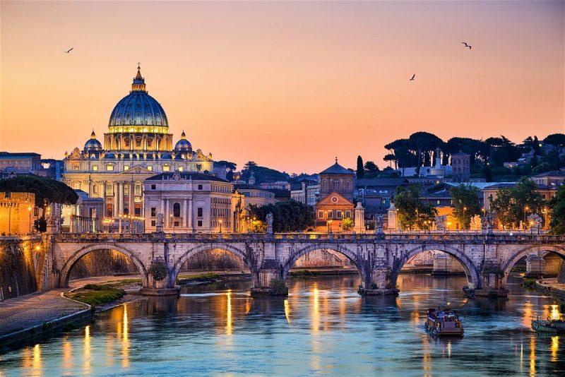 Städtetrip Europa: Rom ist einen wahrgewordenen Traum