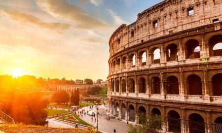 Städtetrip Europa: Kolosseum in Rom