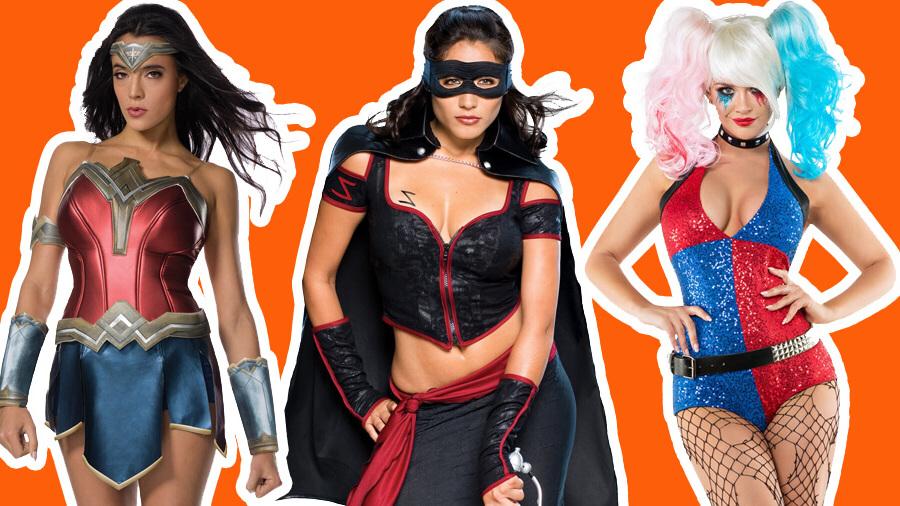 Kostüm Superhelden selber machen und eine einfache Anleitung