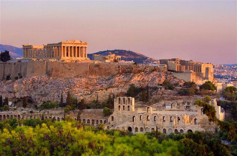 Urlaubsziele 2019: Kulturtrip in Athens