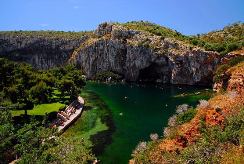 Urlaubsziele 2019: die Natur von Athens