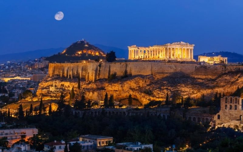 Günstige Urlaubsziele 2019: Athens