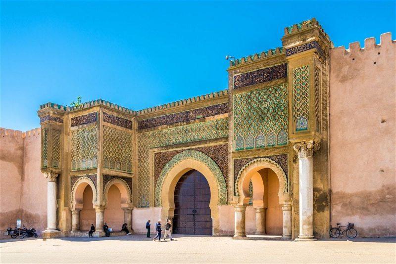 Die besten Urlaubsziele 2019: Moschee in Mekens