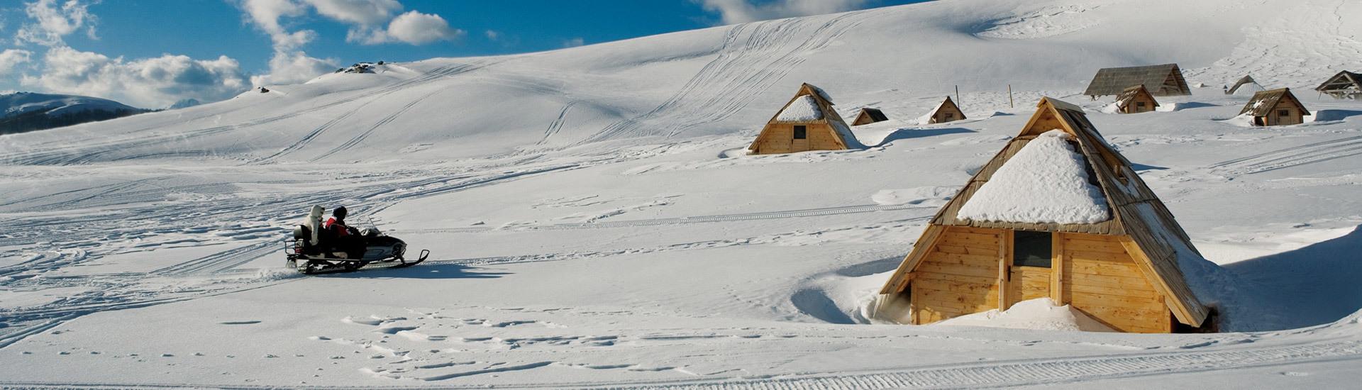 Top Urlaubsziele 2019: Montenegro im Winter