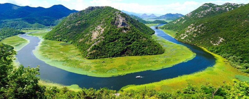 Top Urlaubsziele 2019: Die schöne Natur in Montenegro