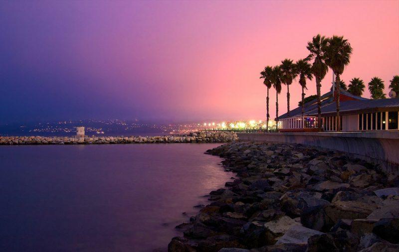 Urlaubsziele 2019: Sonnenuntergang in Panama
