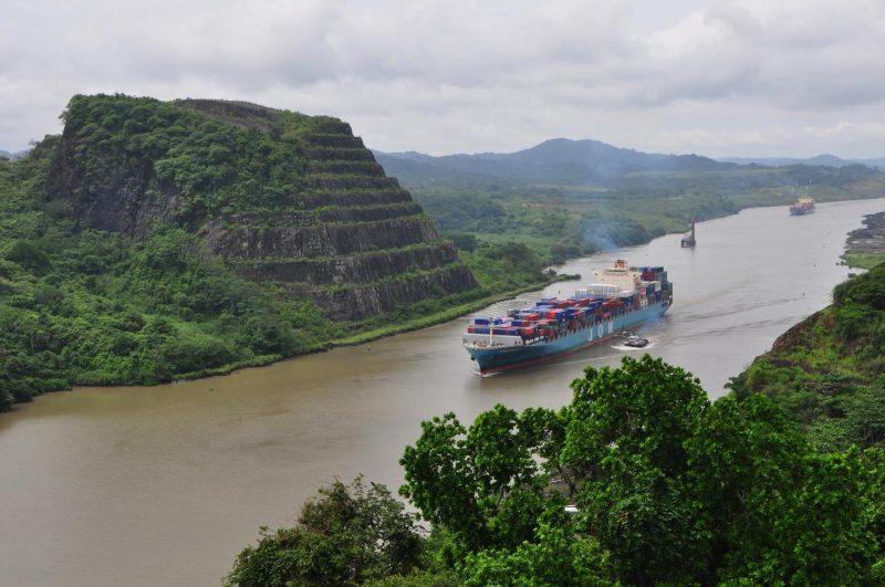 Urlaubsziele 2019: Panama Kanal