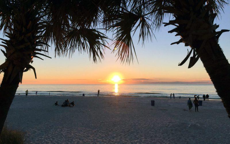 Die besten Urlaubsziele 2019: Sonnenaufgang in Panama