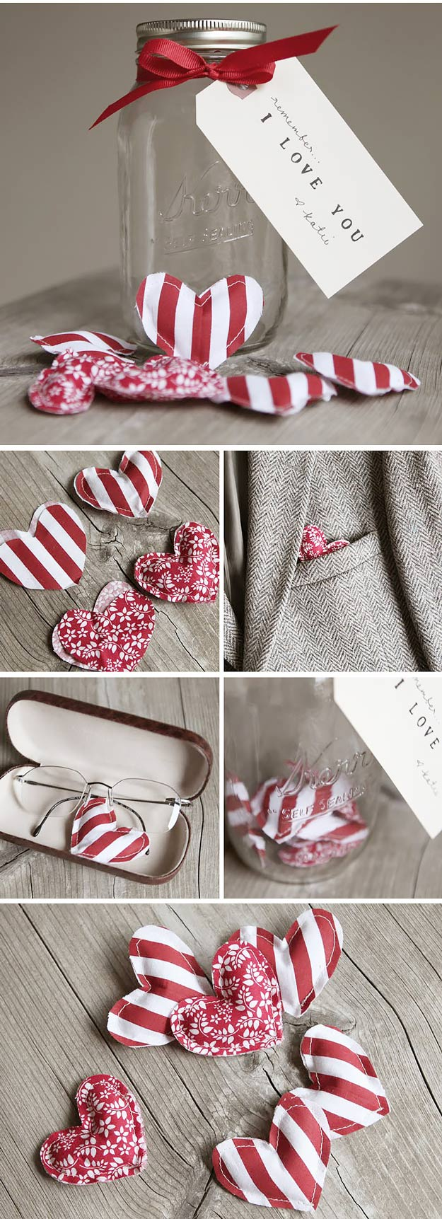 Valentinstag 2018 - Ideen für DIY Geschenke