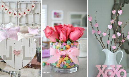 Valentinstag 2018 - die Tendenzen bei Valentinstag Deko