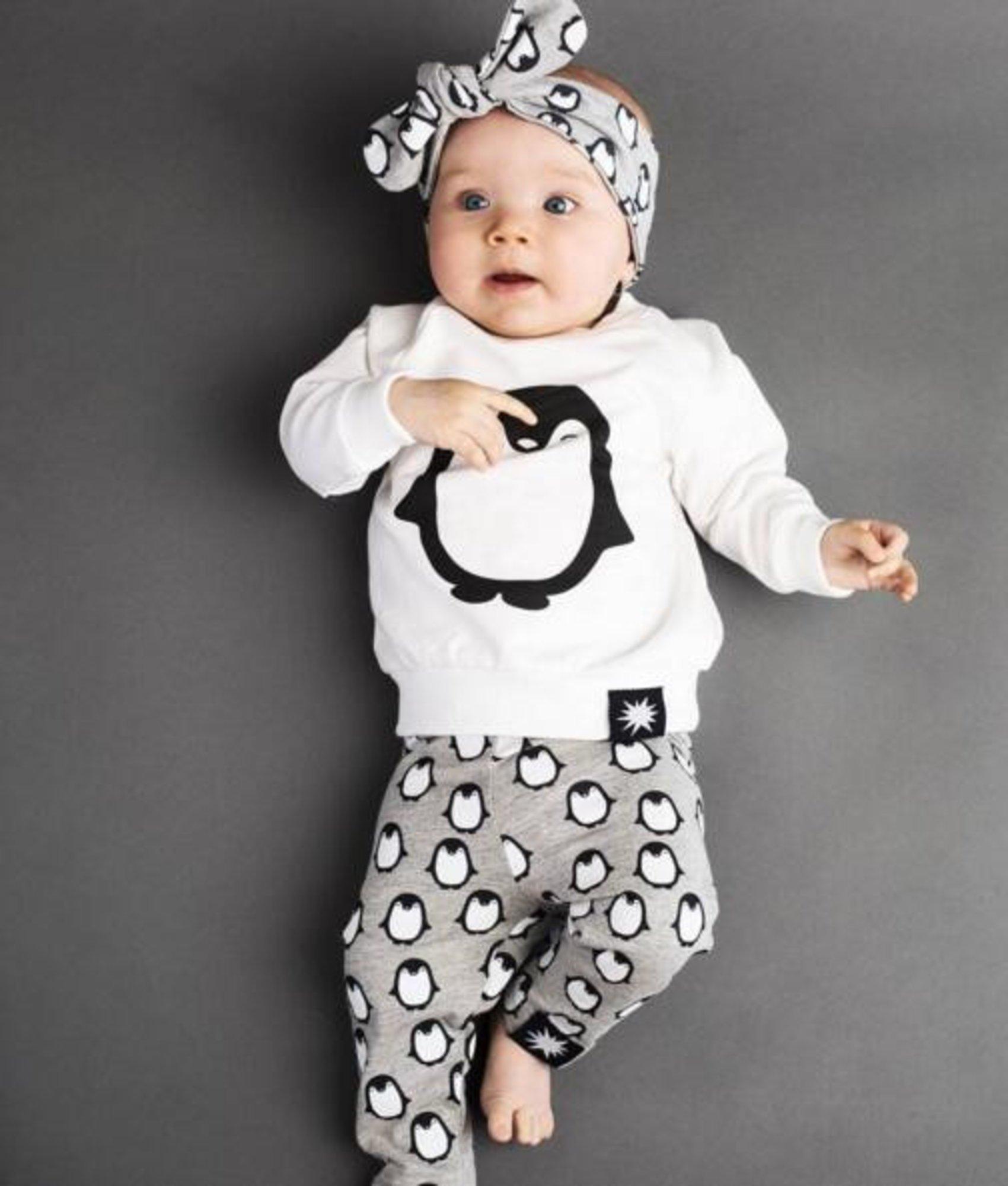 schicke Babykleidung selber machen