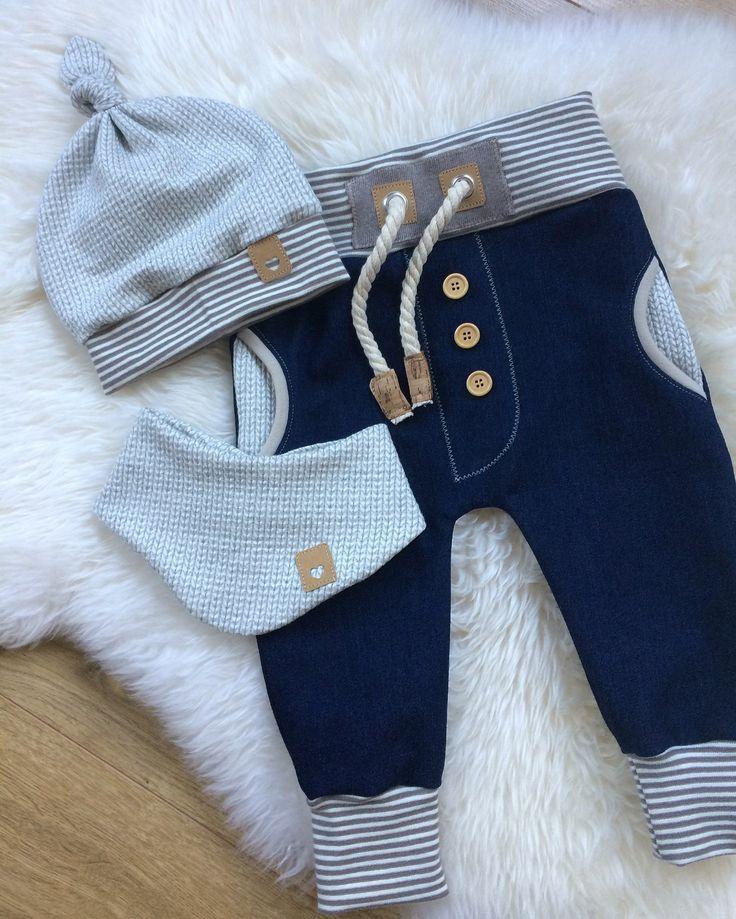 DIY Babykleidung Junge Ideen und Anregungen