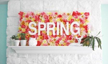 Frühlingsdeko DIY Ideen