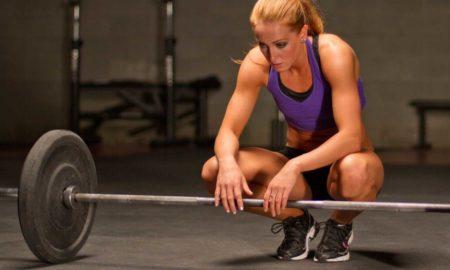 Crossfit Übungen für Frauen