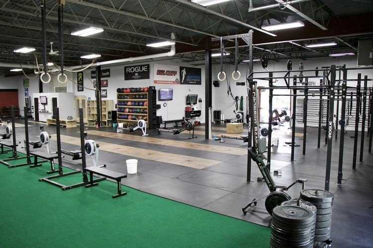 Crossfit Training notwendige Geräte