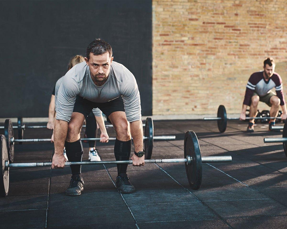 Gewichtheben für Männer