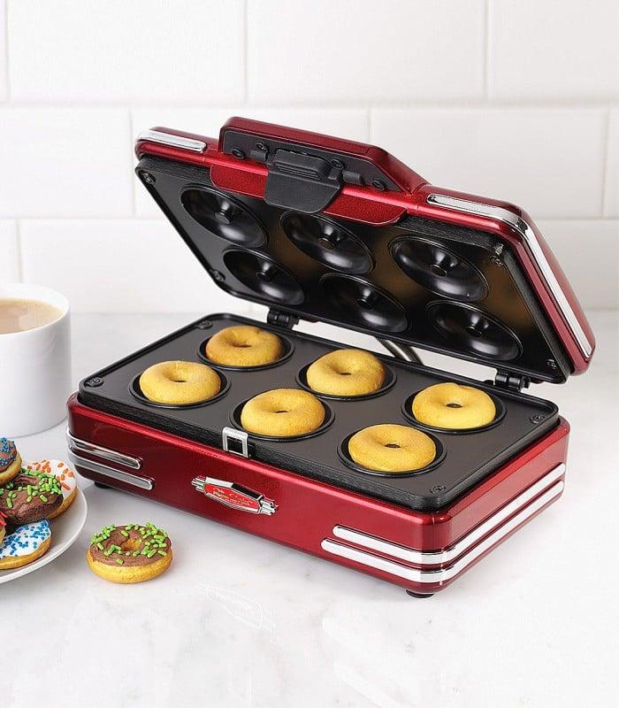 Donut Rezept Donut Maker verwenden