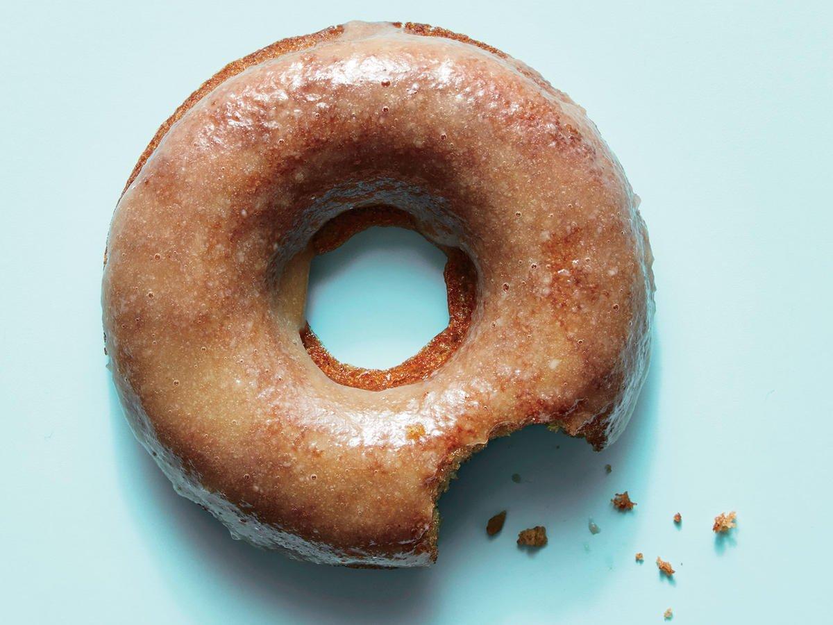 Donuts mit Zuckerguss Rezepte